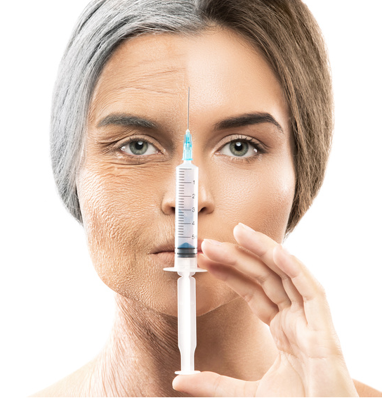 Anti-Aging Behandlung
